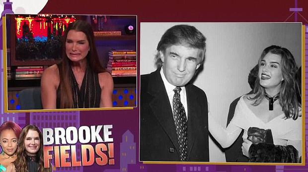 Trump Asked Brooke Shields Out in the Most Trump Fashion Fathomable
