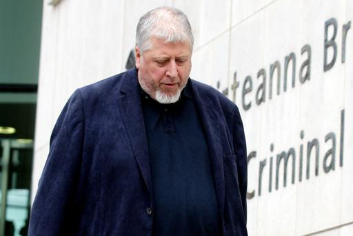 Tom Humphries (54) of Corr Castle, Sutton, Dublin, who had his sentencing adjourned for two counts of defilement of a child