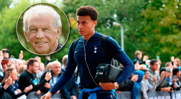John Giles believes Dele Alli should try to emulate teammate Harry Kane