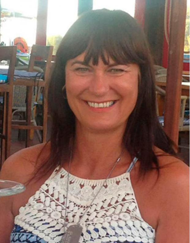 Tracey Wilkinson was murdered at her family home