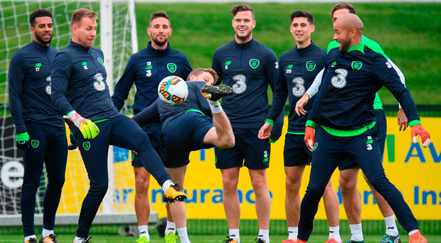 Ireland stick with Martin O'Neill and Roy Keane