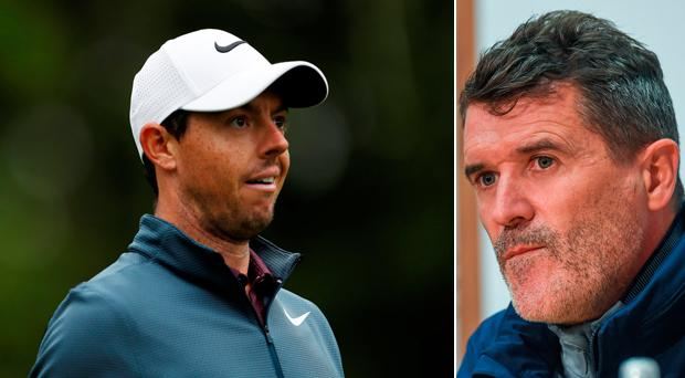 Rory McIlroy has disliked Roy Keane since he snubbed him for an autograph