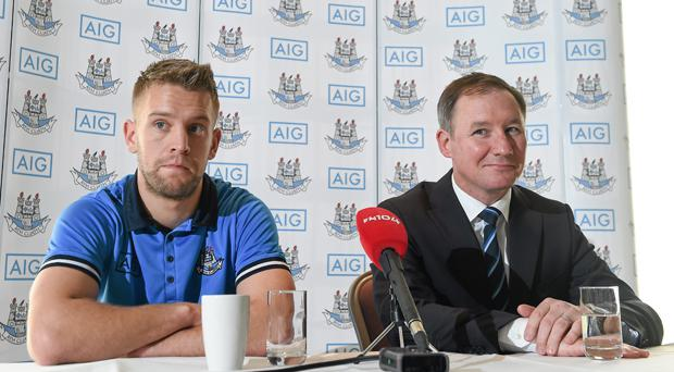 Jonny Cooper doesn't think Jim Gavin will be affected by the criticism