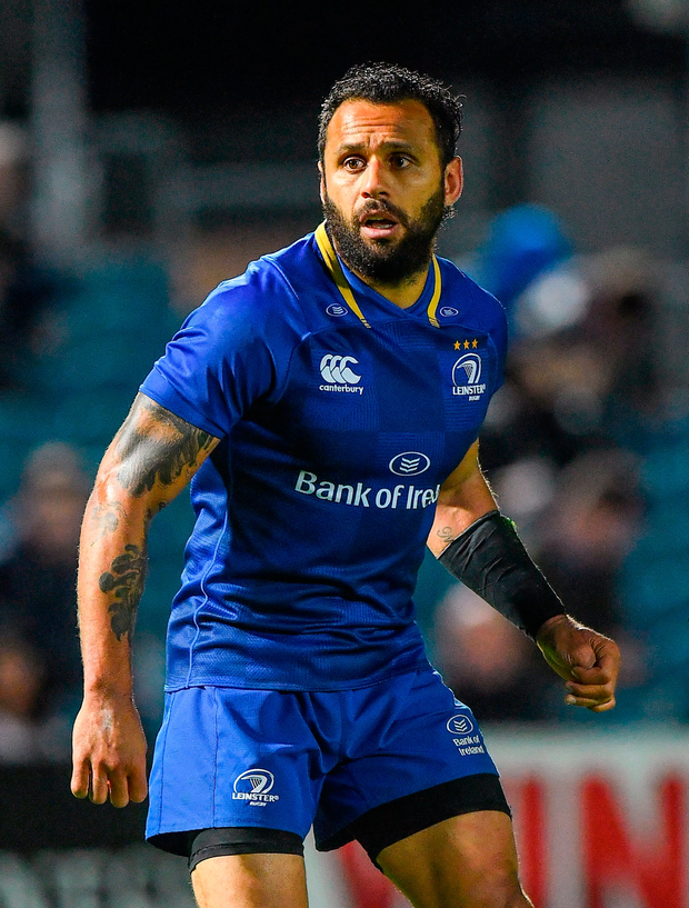 Leinster's Isa Nacewa. Photo: Sportsfile