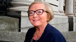An Tánaiste and Minister for Business, Enterprise and Innovation, Frances Fitzgerald TD. Photo: Tom Burke
