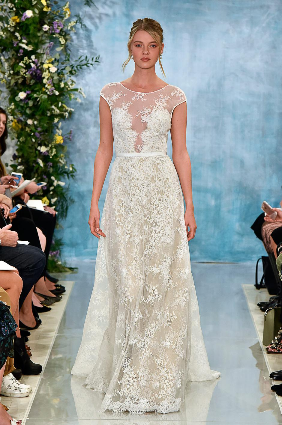 Bridal Fashion Week: Theia\'s gorgeous bridal collection has landed ...
