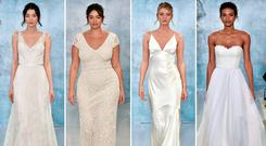 Theia's new bridal collection