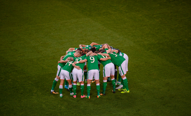 Ireland face two massive games in the next four days