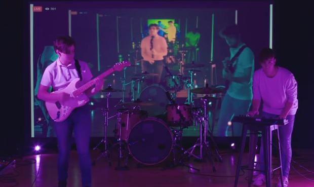The Acadmic 'Bear Claws' video