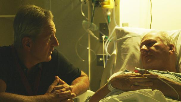 Surgeon Dr David O'Brien speaks to Ronan Collins about the possibility of paralysis