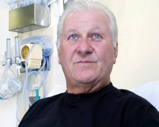 Ronan Collins on RTE documentary series Trauma, which starts on Thursday October 12 at 9.30pm