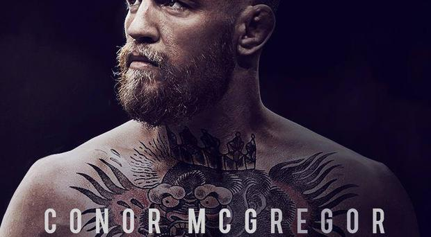 Conor McGregor film to take viewers 'inside his mind'