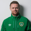 Irish soccer legend and TV pundit Damien Duff. Photo: Brendan Moran/Sportsfile