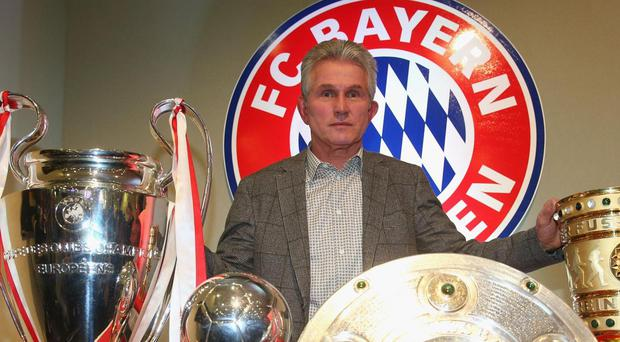 Jupp Heynckes returns to the club where he won the treble in 2013