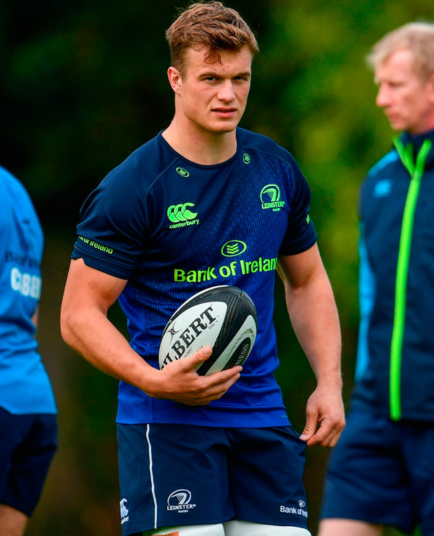 'The back-row battle is going to be where this game is won and lost and I can see Van der Flier having a big impact.' Photo by Sam Barnes/Sportsfile