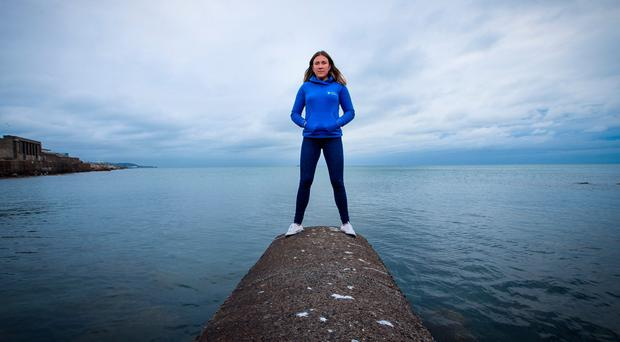 Olympic medallist Annalise Murphy won't be living in the lap of luxury on her eight-month race around the world. Photo credit ©INPHO/Bryan Keane