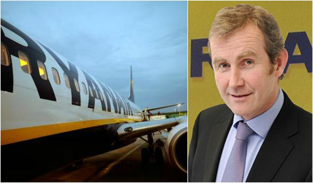 Ryanair's Chief Operations Officer has announced his resignation.