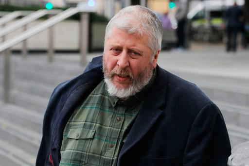 Tom Humphries pleaded guilty last March to two counts of engaging in a sexual act with a girl under the age of 17 and four counts of sexually exploiting the same child, but last week Dublin Circuit Criminal Court heard further details of his offences. Photo: Collins