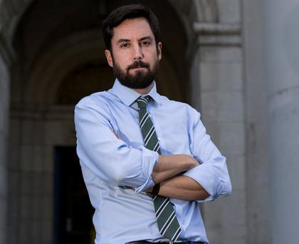 CLAMPDOWN: Housing Minister Eoghan Murphy. Photo: Mark Condren