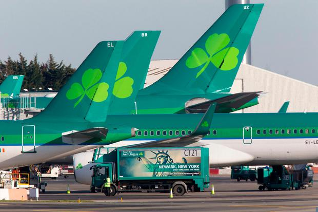 'Aer Lingus could lose out on a €1bn aircraft investment to another IAG subsidiary - its new low cost carrier Level - if staff don't play ball on pay'. Picture: Colin O'Riordan