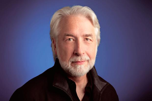 Google's vice-president of news Richard Gingras. Photo: Weinberg-Clark Photography