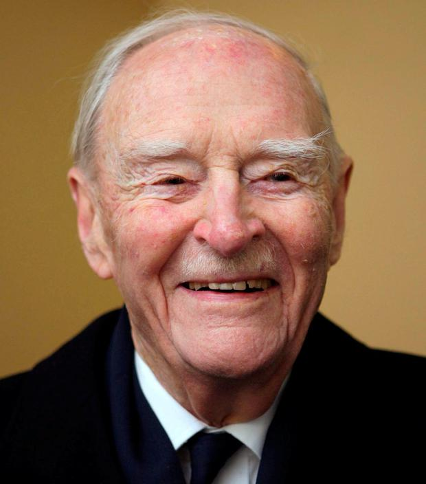 THE LAW AND ORDER TAOISEACH: Liam Cosgrave. Photo: Frank McGrath