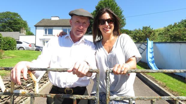 Lucy Kennedy with Michael Healy Rae on Living with Lucy
