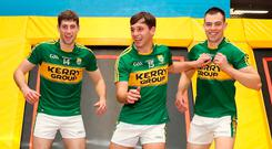 Kerry have always been to the fore of change in the game of Gaelic football but now we're falling into the trap of copying other teams. Photo: Marc O'Sullivan