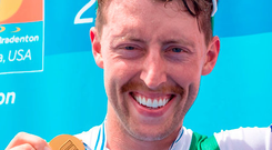 Champion rower Mark O'Donovan. Photo: Sportsfile