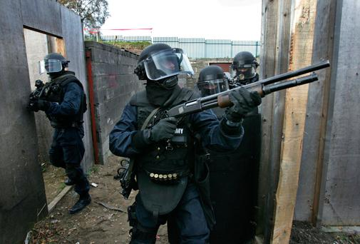 Defence Forces have faced a personnel exodus. Stock picture