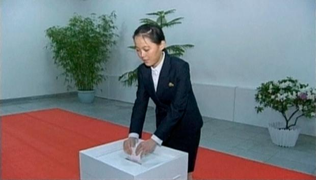 Kim Yo-jong, sister of Kim Jong-un, is rarely seen in public.