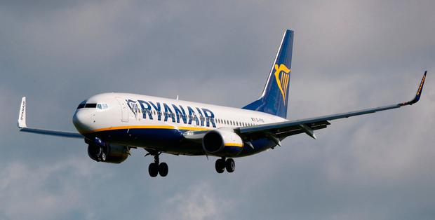 Ryanair has been confirmed as the world's fourth-biggest airline. Photo: Niall Carson/PA Wire