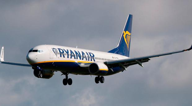 Ryanair 4th in world as airlines fly 3.8 billion
