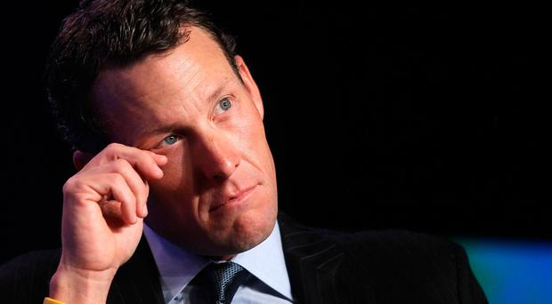 Lance Armstrong believes cycling's reputation is in the gutter and admits he is partly to blame for that