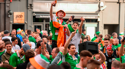 Irish fans will travel in big numbers to Denmark