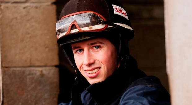 Jockey Bryan Cooper. Photo: PA Wire