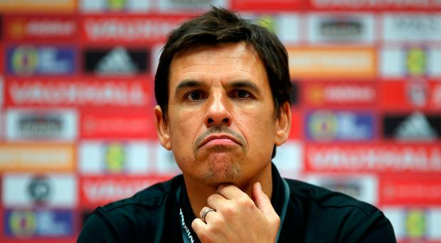 Coleman's current contract expires in November. Photo: PA