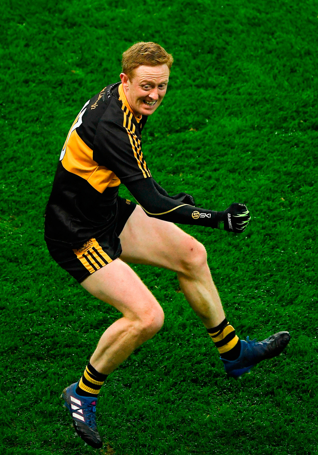 The argument that 'Gooch' is tarnishing the GAA's image as an amateur organisation, rooted in the community and belonging to everybody, is utterly facile. Photo: Sportsfile