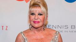 Ivana Trump claimed she was the 'first lady' on Good Morning America earlier this week. Picture: AP