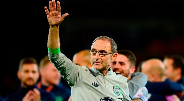 Nations League: Republic of Ireland in group with Northern Ireland and Walkes