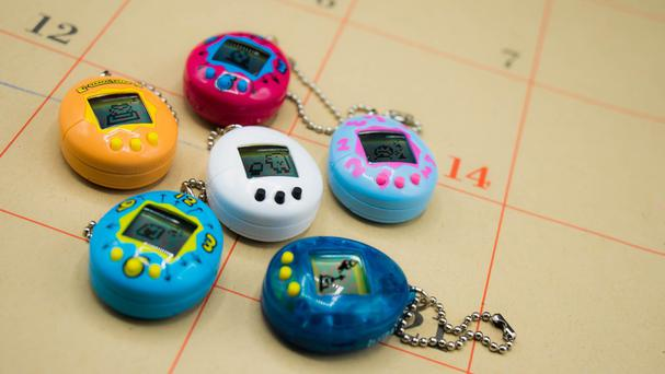 Tamagotchi is back in stores for its 20th anniversary