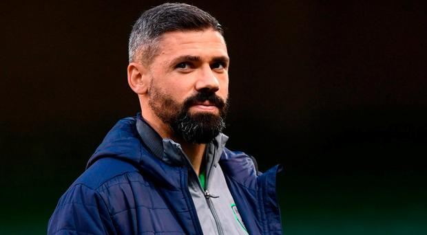 Jon Walters could yet feature in Ireland's World Cup play-off