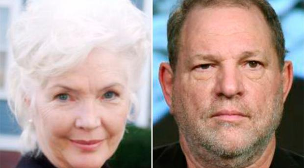Fionnula Flanagan has branded Harvey Weinstein 'repulsive'