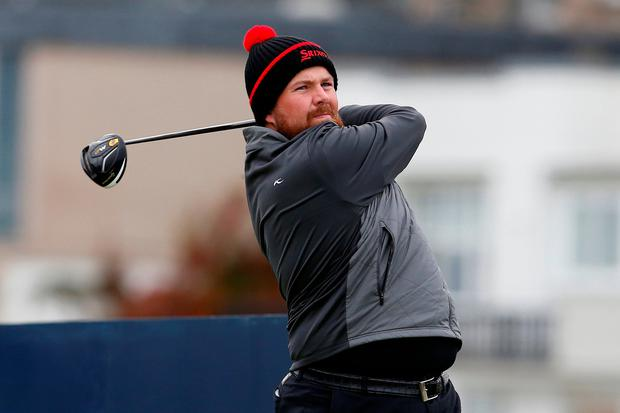 Ireland's Shane Lowry. Photo: Reuters/Craig Brough