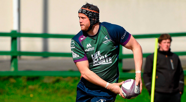 McKeon believes Connacht are ready to get some badly needed momentum and secure just their second win of the campaign. Picture credit: Paul Mohan / Sportsfile