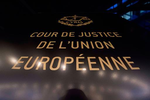 'Ms Justice Caroline Costello heard submissions yesterday about preparing questions for determination by the CJEU.' Photo: AFP/Getty Images