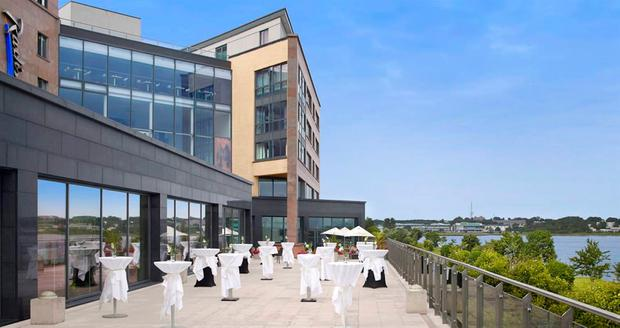 The Radisson Blu Hotel in Galway