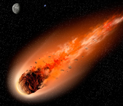 Asteroid is the size of a house