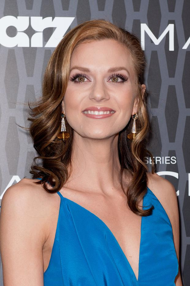 Former One Tree Hill actress Hilarie Burton. (Photo by D Dipasupil/Getty Images)
