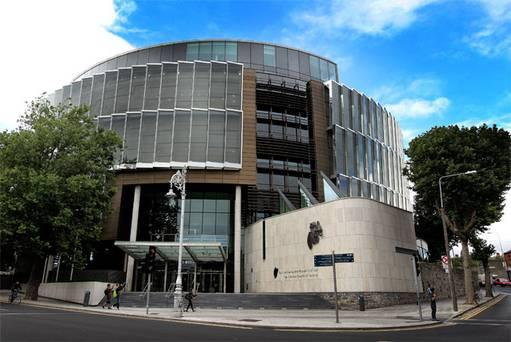 Criminal Courts of Justice in Dublin